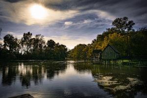 Vodné mlyny na Malom Dunaji