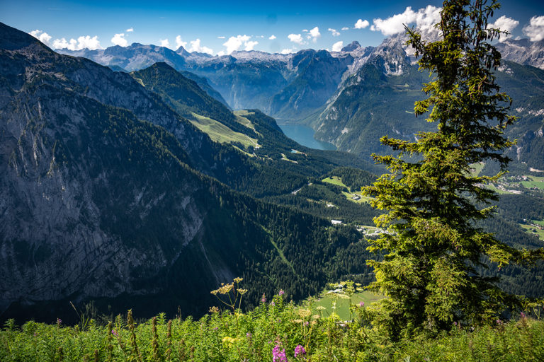 Berchtesgaden - a feast for the eyes, body, and soul