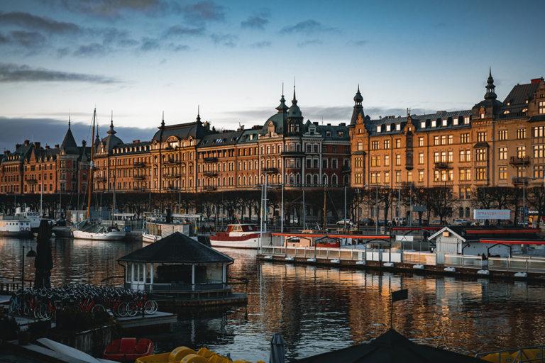 Adventný Stockholm