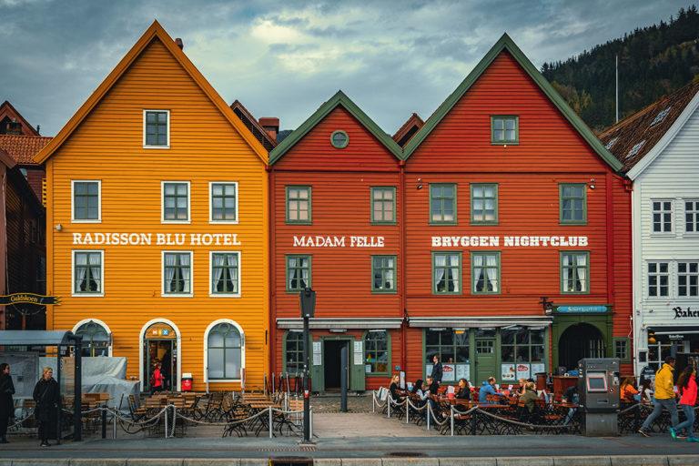 Bergen  - mesto tisícich prívlastkov
