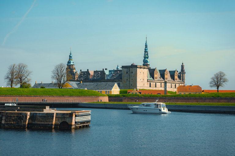 Kronborg - na návšteve u Hamleta