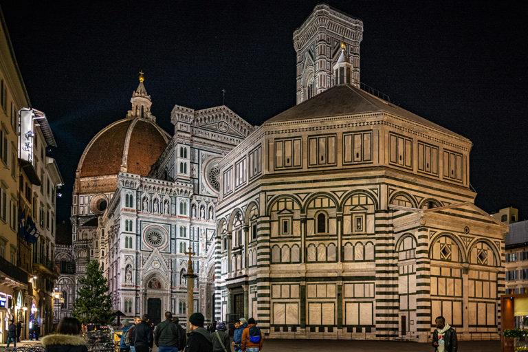 Florencia - fascinujúca a vianočná